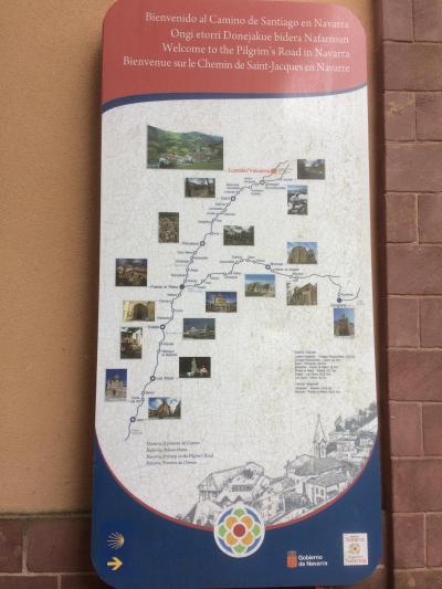 サンチアゴ巡礼Camino de Santiago(前編)