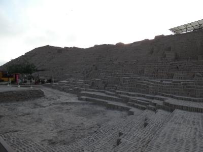 ペルー リマ 新市街(San Isidro & Miraflores, Lima, Peru)