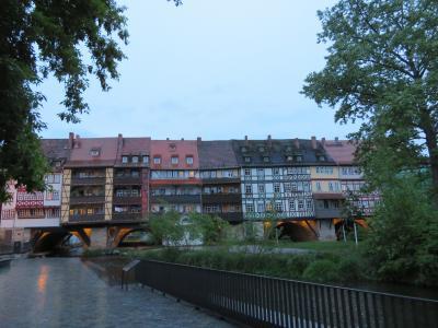 心の安らぎ旅行(2019年 5月 Erfurt エアフルト Part15 Bei sonnenuntergang.夕暮れ時♪)