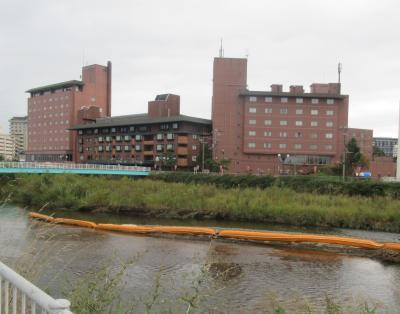 北海道ロングドライブ旅・P11:湯の川温泉「祥苑] ホテルステイ