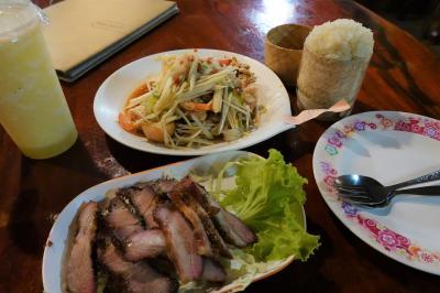 タイでお腹いっぱいの旅(ついでにJGP修行)No.3 チェンマイで街ブラ