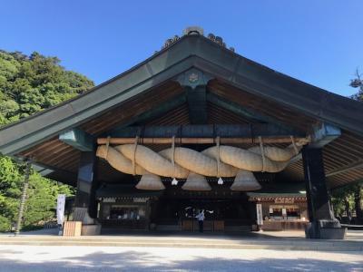 初の鳥取&島根旅行☆3日目は出雲の神々に祈り倒す【出雲大社・境港篇】