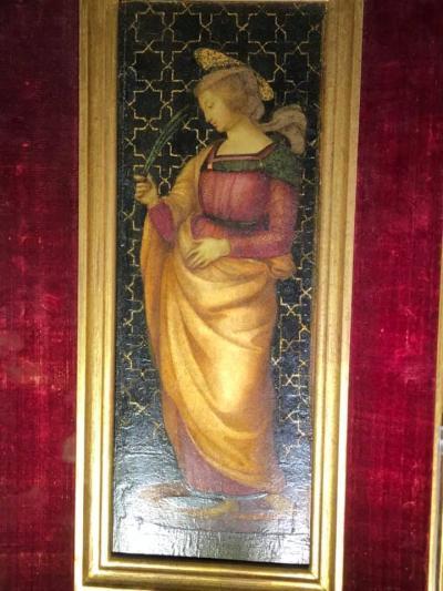 ラヴェンナの美術館