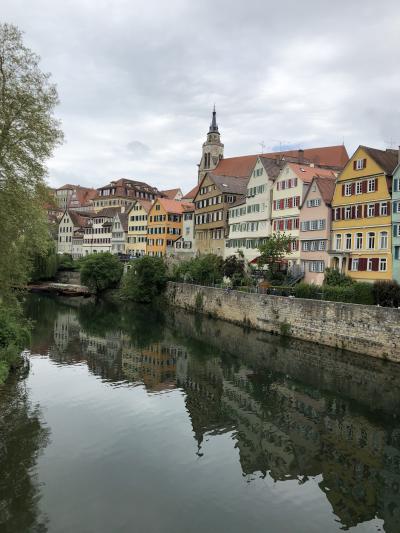2019年GW オランダ・フランス・ドイツに行って来ました。Part.9.ドイツ③チュービンゲン