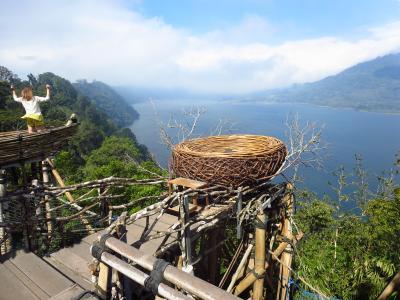 バリ島旅行記  その3(最近人気のインスタスポットを訪ねてバリ北部へ)