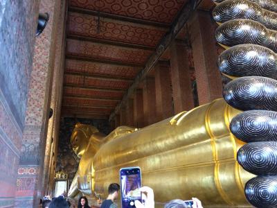 泰緬鉄道の旅の最後にバンコクをぶらぶら/ありふれた感じのバンコク散策その2