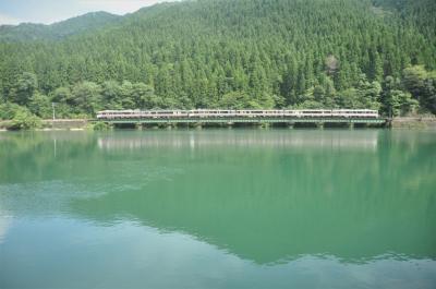 特急「ひだ」を高山本線で撮って来ました・・・2019年8月