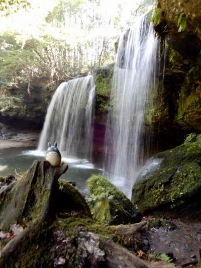 熊本名物「馬刺し」が食べたくて~♪  黒川温泉~鍋ヶ滝~筌の口温泉 ④