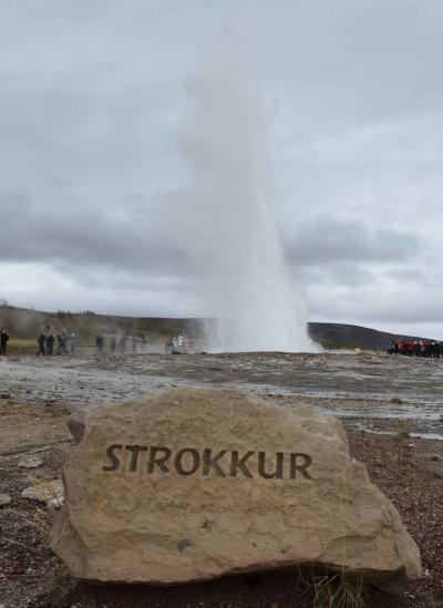 オーロラ求めて再びアイスランドへ~アイスランド大周遊~ ゴールデンサークル・西部編