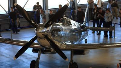 シルバースピットファイヤーに会いに、あいち航空ミュージアムへ