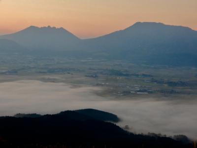 黒川温泉でお泊り  ☆*:.。. 阿蘇大観峰で神秘の雲海 .。.:*☆③