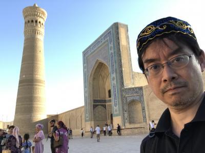 中央アジア2019 ④ ブハラ