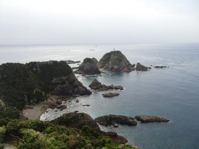 大隅半島の旅(鹿屋、佐多岬、雄川の滝)