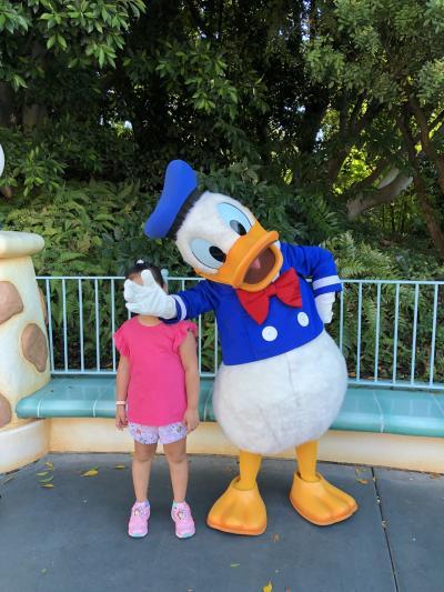 ディズニー2日目、3日目、帰国☆母と娘(6才)ちょっと遅めの夏休み!クルーズのついでにロサンゼルス!