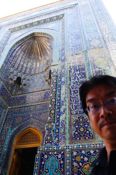 中央アジア2019 ⑤ 青の都サマルカンド