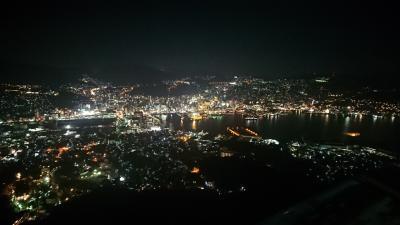 夫婦二人旅(長崎~呼子~博多) 1日目その②