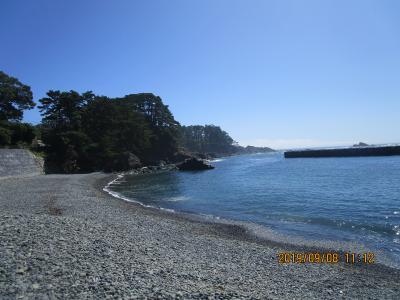 東北みちのくドライブ旅・P2.盛岡・碁石海岸と冷麺