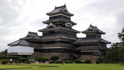長野県・山梨県のお城と御朱印巡り