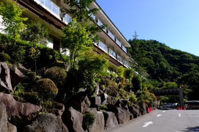 「のんびり信州温泉旅 横谷温泉旅館3日間」夫婦旅