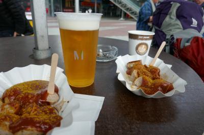 2019年ドイツ&オーストリアハイキングー13 ビ-ル祭りで賑わうミュンヘンを通り越して空港近くに~京都で夕食