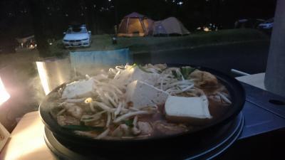 キャンプ!キャンプ!in蒜山高原