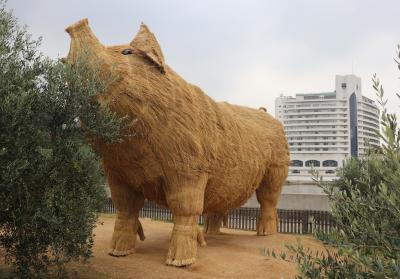 ベイリゾートホテル小豆島に宿泊して瀬戸内国際芸術祭作品巡り