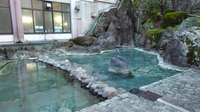 魚沼温泉郷(大湯温泉・折立温泉・駒の湯)