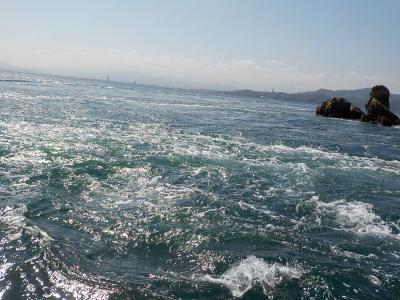 大島、今治、道後温泉