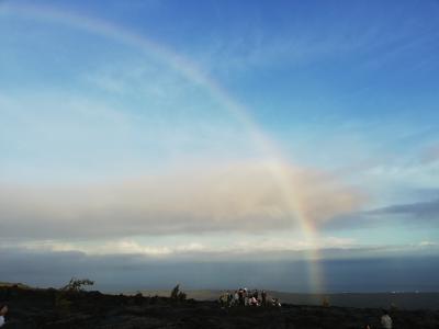 JAL直行便で行くハワイ島4泊6日の旅 VO.3 世界遺産キラウエア&星空観測ツアーに参加しました。