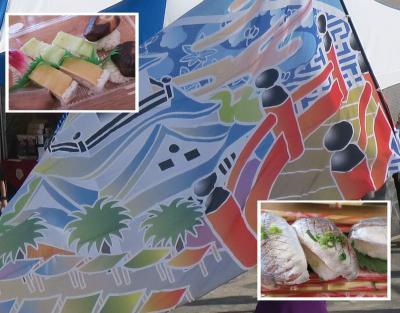 5年ぶりの飛鳥Ⅱで高知へ。スーパーの持ち帰り寿司が意外な思い出に。