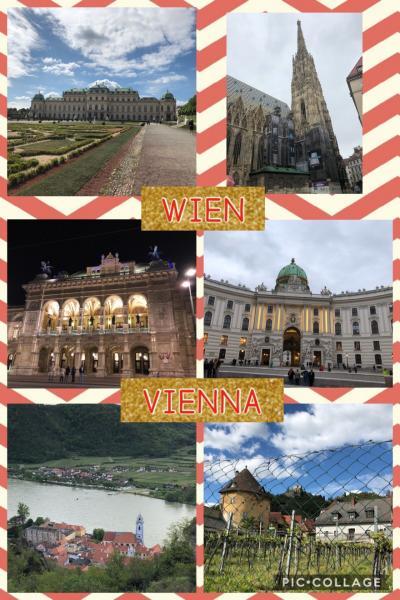 2019年GW ウィーンの旅