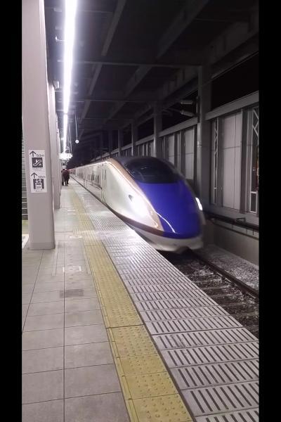 仕事終わりに東京から軽井沢日帰り温泉旅