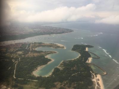 バリ島にマレーシア航空ビジネスクラス?クタ、ヌサドゥアに滞在  その4帰国編