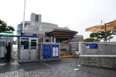 韓国ソウル 1・2日目 烏頭山統一展望台