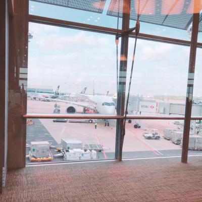 シンガポール航空で!シンガポールへ2歳子連れ旅~移動編