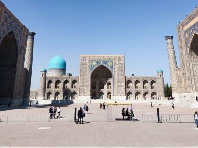 ウズベキスタン旅行記 #入国までの奇跡#SIMと両替について