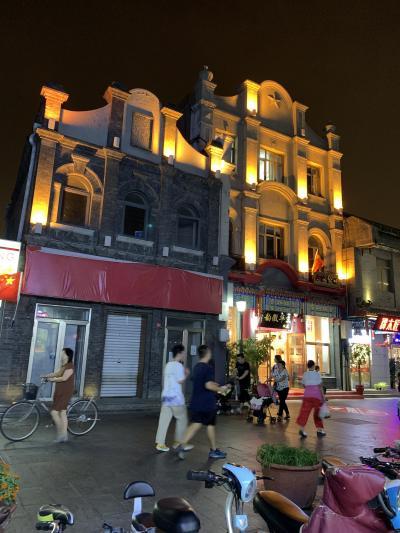 初北京 ① 前門と大柵欄地区