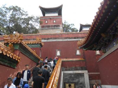 初北京 ⑤ 夏離宮である頤和園