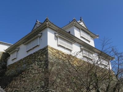 津山城下町を散策する~意外としっかり観光地化されていた津山城跡~