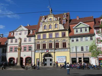 心の安らぎ旅行(2019年 5月 Erfurt エアフルト Part18 Rathaus 市庁舎内覧♪)