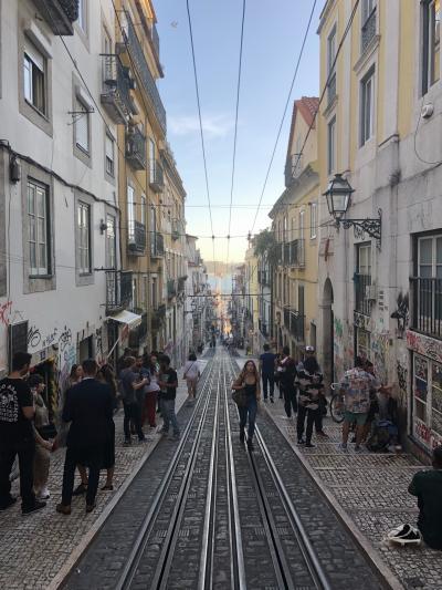 初秋のリスボン、ポルト周遊。リスボン再訪、シントラ、ロカ岬も。