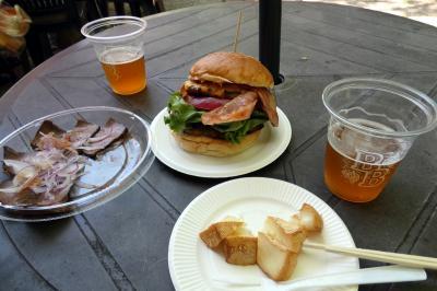 三島市楽寿園 第4回 肉とビールの祭典