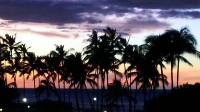 初ハワイ島♪