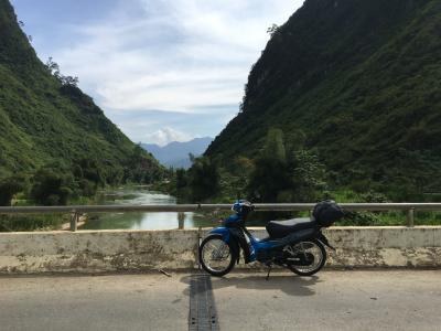ハザンループのバイク旅(出発まで)