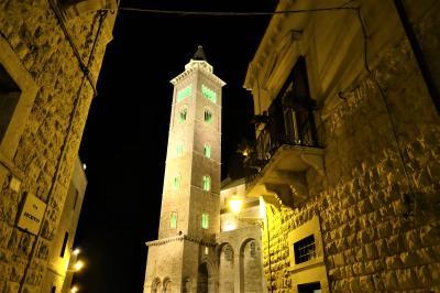 魅惑のシチリア×プーリア♪ Vol.767 ☆トラーニ大聖堂:美しく蘇ったカンパニーレ♪