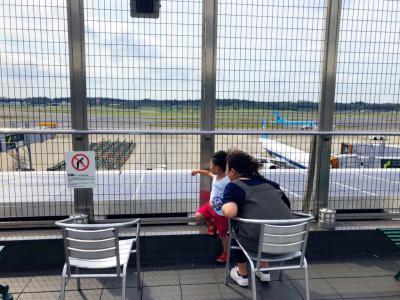 台風19号で往復飛行機欠航9泊10日の旅2日目
