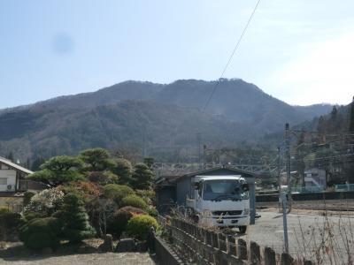 月例登山報告/山梨百名山.高川山。