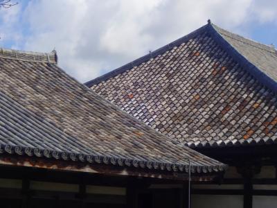 日本最古の建造物を求めて奈良、斑鳩、明日香を歩くーーー。