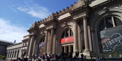 アッパーウエストサイドでゴシップガールなNY旅行その3・美術館とタイムズスクエア編。