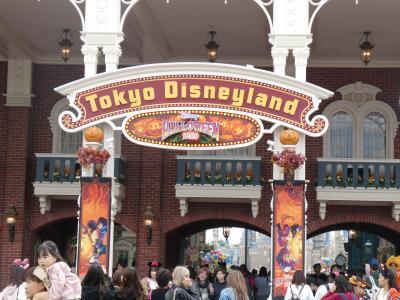 2019年10月 東京ディズニーリゾート